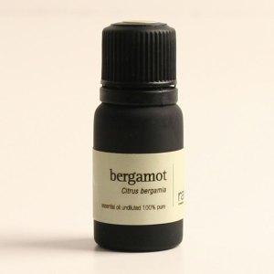bergamot - a soft citrus essential oil