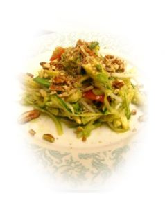 Raw Food: Pad Thai