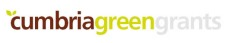 cumbria green grants logo